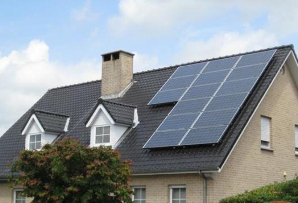 家用用户太阳能并网发电系统20KW