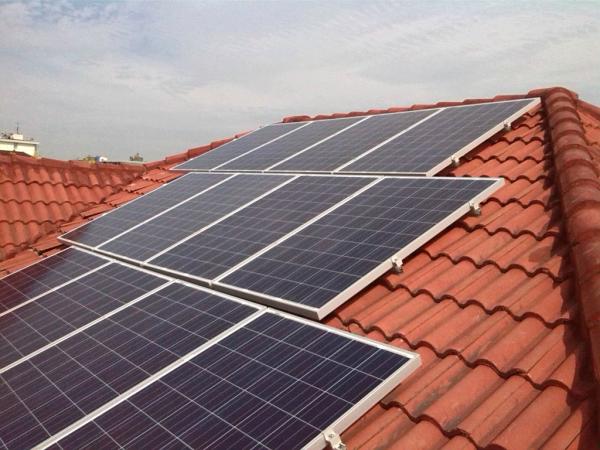 家用用户太阳能并网发电系统25KW
