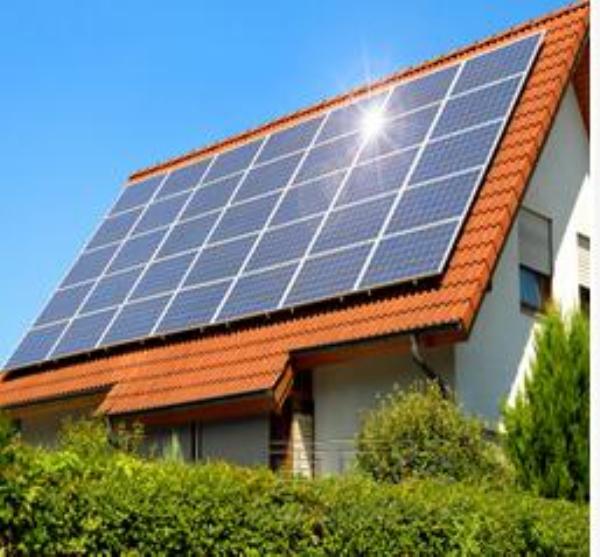 家用用户太阳能并网发电系统15KW