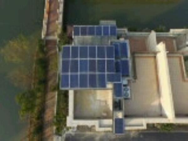 家用用户太阳能并网发电系统8KW
